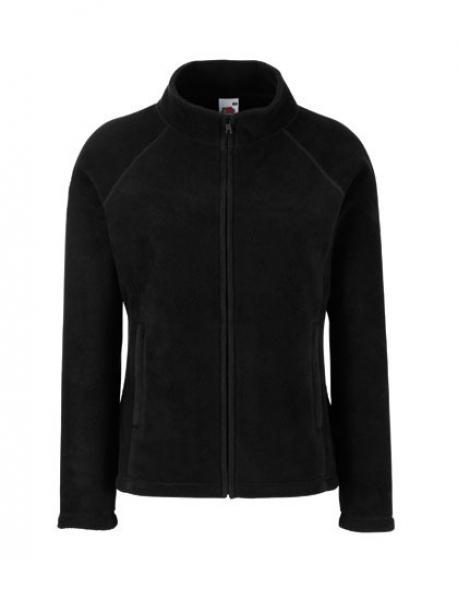 Lady-Fit Full-Zip Fleece / Damen Fleece Jacke