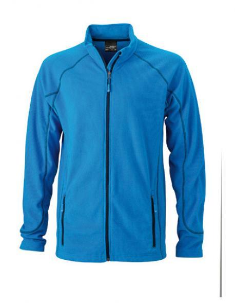 Men s Structure Fleece Jacket