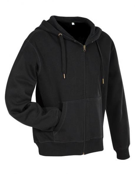 Active Sweatjacket / Unisex Kapu | ÖKO-TEX 100 | WRAP