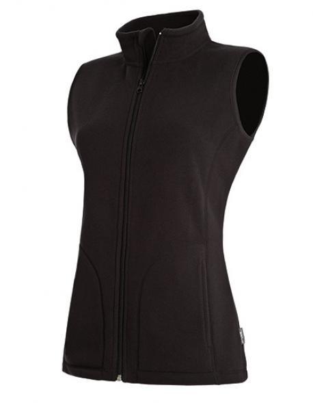 Active Fleece Vest / Damen Fleeceweste / Bodywarmer