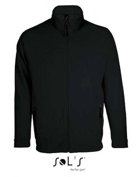 Micro Fleece Zipped Jacket Nova Men / Herren Jacke
