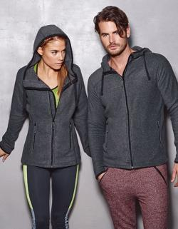 Active Power Fleece Jacket für Damen + ÖKO-TEX + WRAP