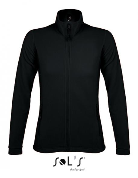 Micro Fleece Zipped Jacket Nova / Damen Jacke
