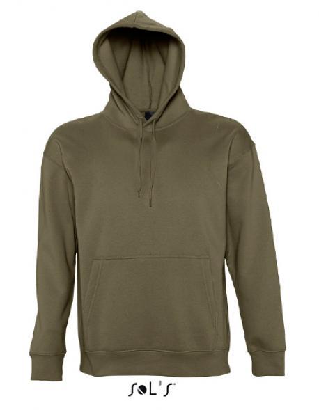 Hooded-Sweater Slam / Damen Kapuzenpulli
