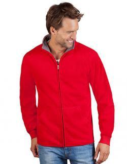 Men s Double Fleece Jacket / Herren Jacke