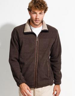 Fleece Jacket Nepal / warme Herren Jacke