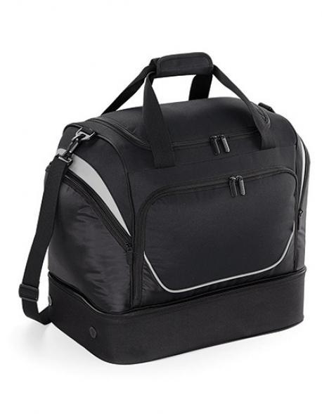 Pro Team Hardbase Holdall Sport Tasche   44 x 39 x 27 cm