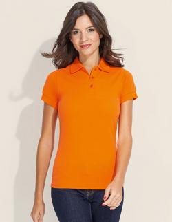 Damen Polo Shirt Prime