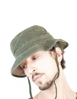 Globe Trotter Hut / Summer Bucket Hat