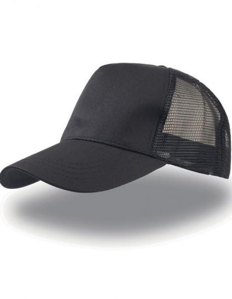 Rapper Cotton Cap / Kappe / Mütze