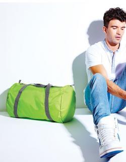 Packaway Barrel Bag | 50 x 30 x 26 cm