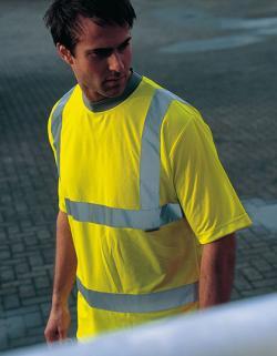 Hochsichtbares T-Shirt - SA22080 | EN471, Klasse 2