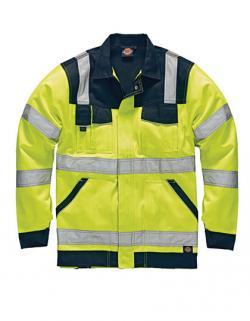 Industry Warnschutz Arbeitsjacke EN20471 - SA30015