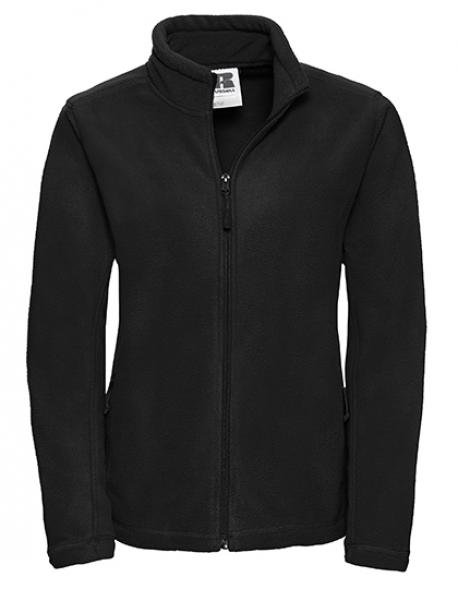 Ladies Outdoor Fleece Full-Zip / Damen Fleece Jacke