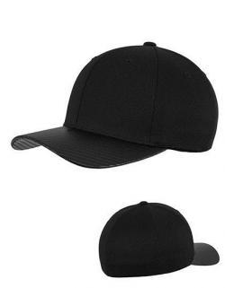 Carbon Flexfit Cap / Kappe / Mütze