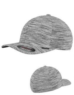 Stripes Melange Flexfit Cap / Kappe / Mütze