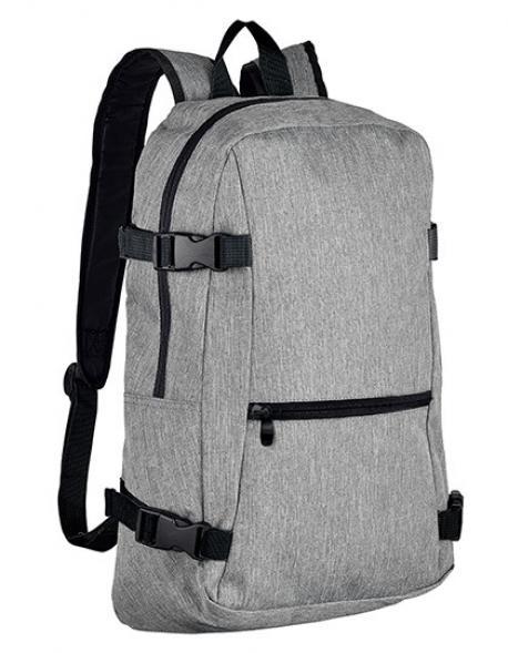 Backpack Wall Street Rucksack | 12,5 x 29 x 45 cm