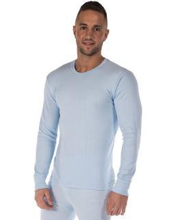Thermal Longsleeve Vest Herren Langarm T-Shirt