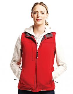 Damen Flux Softshell Bodywarmer / Weste