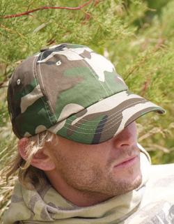Heavy Cotton Drill Pro Style Cap / Kappe / Mütze