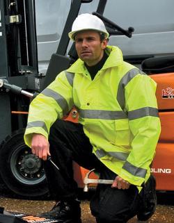 Safety Arbeits Sicherheits Jacke | ISO EN20471:2013