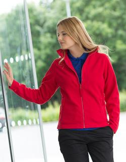 Ladies Microfleece Jacket / Damen Fleece Jacke