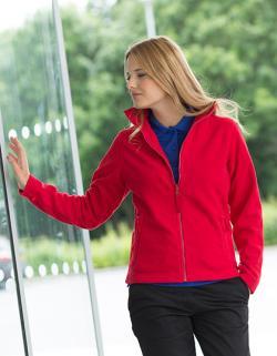 Ladies Microfleece Jacket / Damen Fleece Jacke