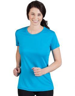 Damen Performance Sport T-Shirt +UV-Schutz