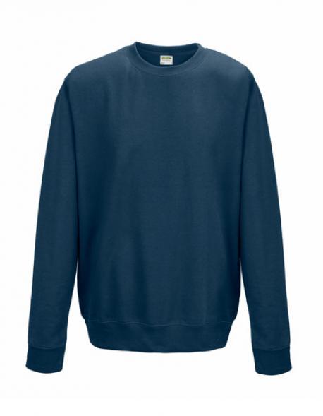 Herren Sweatshirt +WRAP zertifiziert