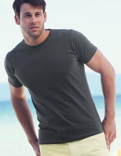Fitted Valueweight Herren T-Shirt