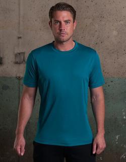 Cool T-Shirt +WRAP zertifiziert +UV-Sonnenschutz 30