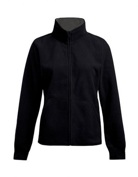 Women s Double Fleece Jacket / Damen Fleece Jacke