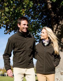 Climate Stopper Fleece / Unisex Fleece Jacke