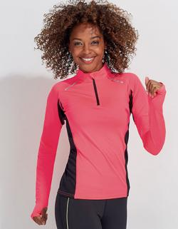 Damen Long Sleeve Running Shirt Berlin / Daumenschlaufe