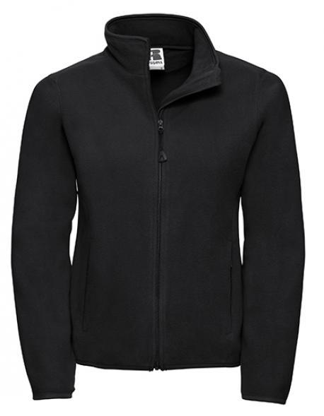 Ladies Microfleece Full-Zip / Damen Fleece Jacke