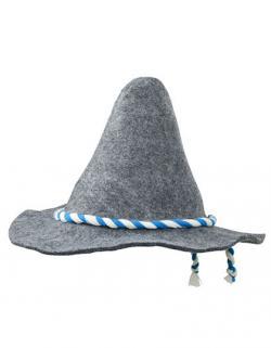 Felt Hat / Alm Seppel Filz Hut im Trachtenlook