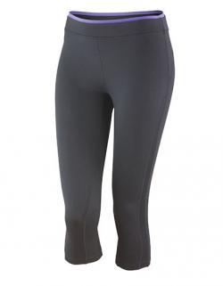 Damen Fitness Hose Capri