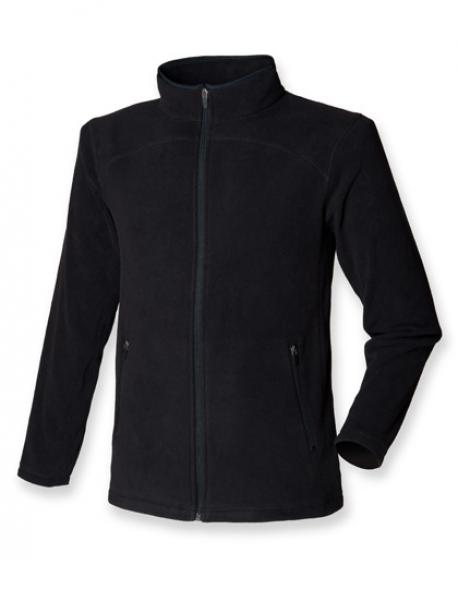 Mens Microfleece Jacket