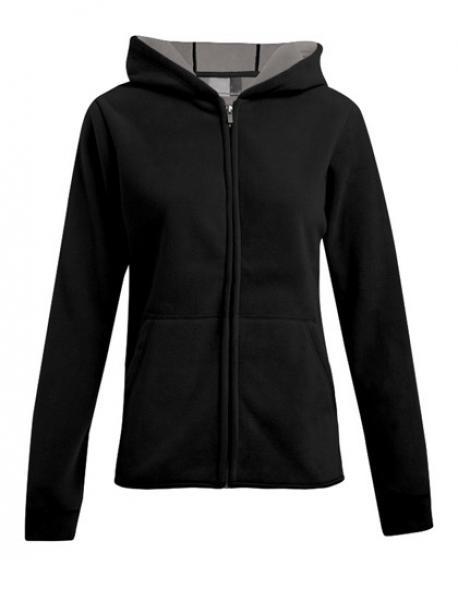 Women s Hooded Fleece Jacket / Damen Fleece Jacke