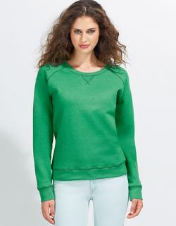 Damen French Terry Sweatshirt Studio