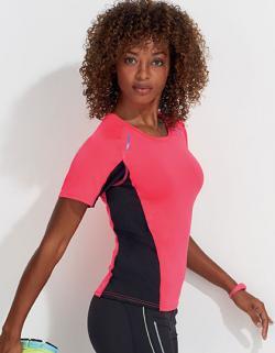 Damen Running T-Shirt Sydney