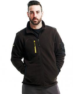 Sitebase Fleece Jacke