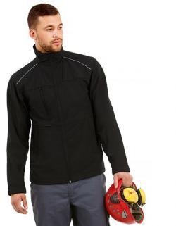 Herren Softshell Jacke Shield Pro