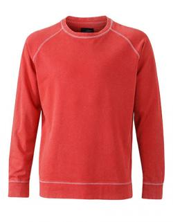 Herren Casual Sweatshirt / French-Terry Qualität
