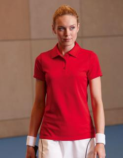 Damen Performance Sport Polo-Shirt