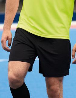 Herren Performance Sport Shorts Hose