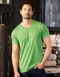 HD Herren T-Shirt mit V-Ausschnitt | Oeko-Tex®