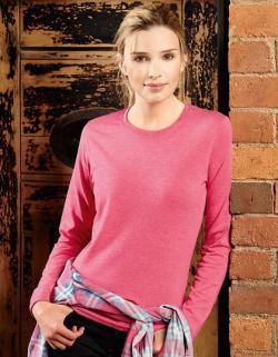 Langarm HD T-Shirt für Frauen | Oeko-Tex®
