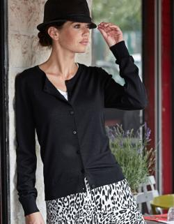 Damen Cardigan Tailor Fit