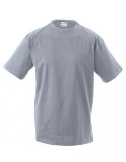 Herren Rundhals Komfort T-Shirt Single-Jersey